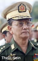 Ex-general Thein Sein toma posse como presidente de Mianmar