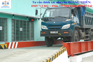Móng cân xe tải 60 tấn - canoto