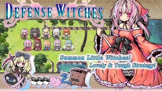 Defense Witches v4.1.0