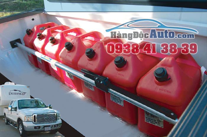 thanh tang dua, cargo bar, thanh giang ngan hanh ly, chia ngan hanh ly, giu hanh ly, xe pick up, xe ban tai, ford ranger, colorado, navara, bt 50, hilux,triton, d-max