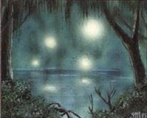 Will O The Wisp Folklore Fire Fairy And Ghost Lights