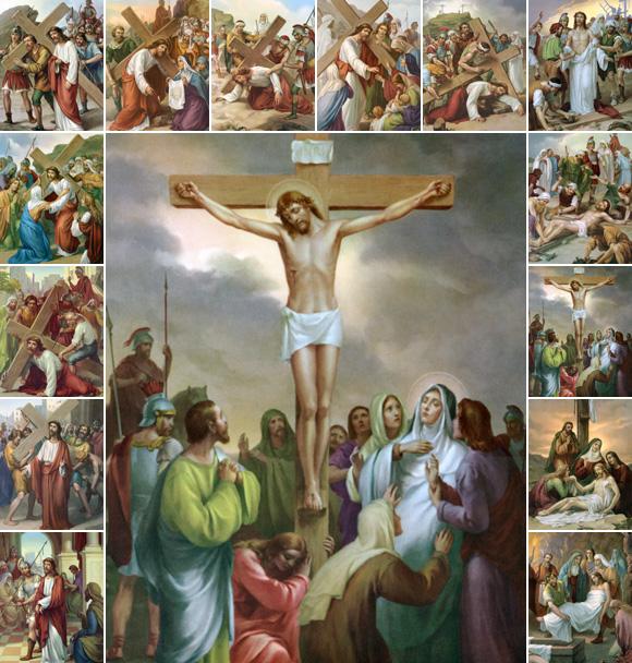Resultado de imagen de El Vía Crucis del claustro alto del Hospital de Mujeres gaditano. Alfredo García Portillo. Textos propios de la web www.retabloceramico.net. Agosto de 2008.(VER)