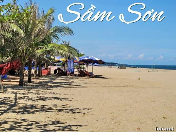 thơ viết về biển Sầm Sơn