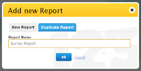 Add New Report