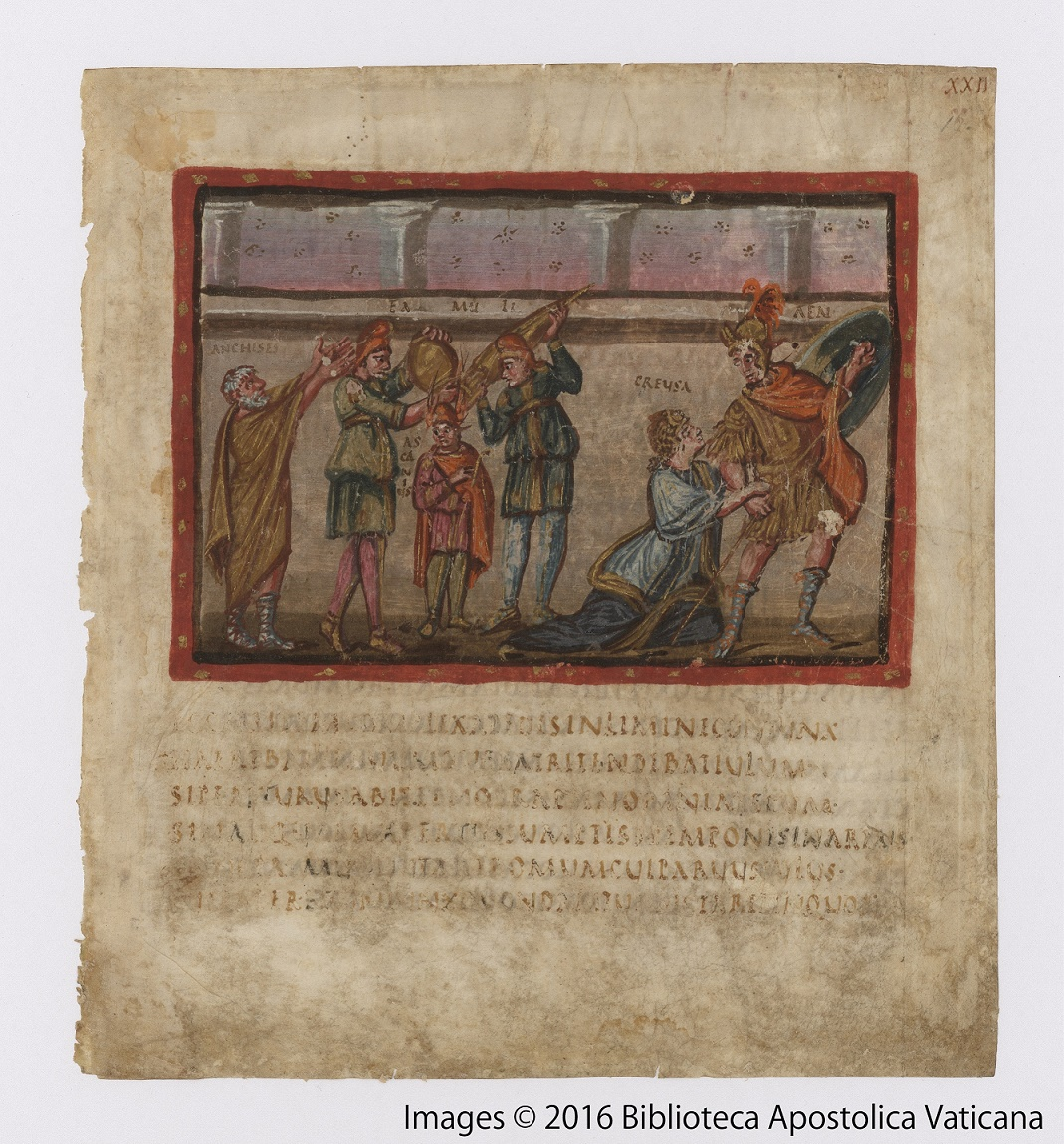 Southern Europe: Vatican Library digitises 1,600 year-old manuscript containing works of Virgil