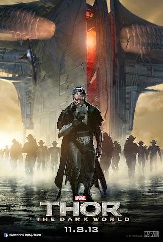 Christopher Eccleston as Malekith #ThorDarkWorldEvent
