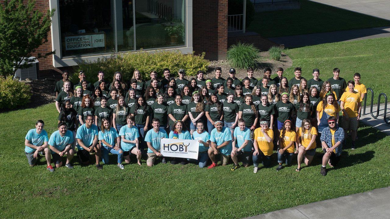 HOBY Oregon 2017 Leadership Seminar at Willamette University