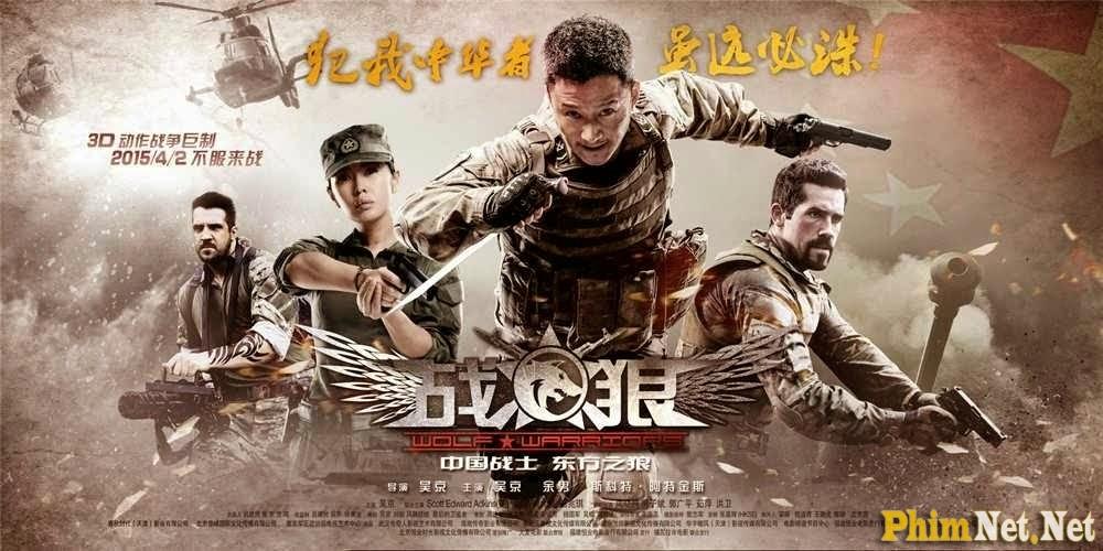 Xem Phim Chiến Binh Sói - Wolf Warrior - Wallpaper Full HD - Hình nền lớn