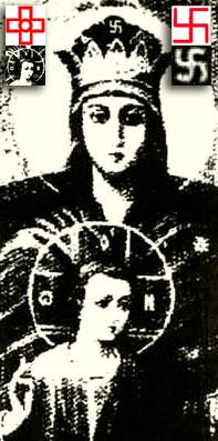 икона Богоматери-Державной
