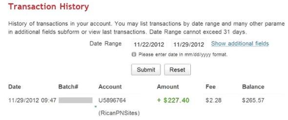Bukti Pembayaran dari RicanAdFunds 8