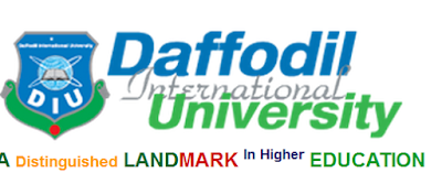 """daffodil international university"""