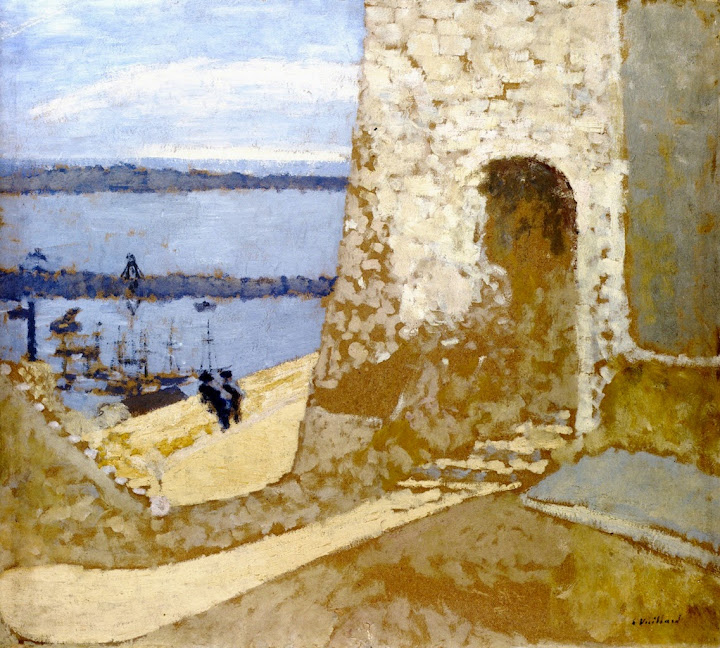 Édouard Vuillard - Mont Chevallier at Cannes