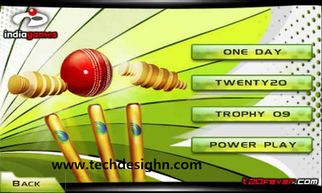 Cricket T20 3D Game