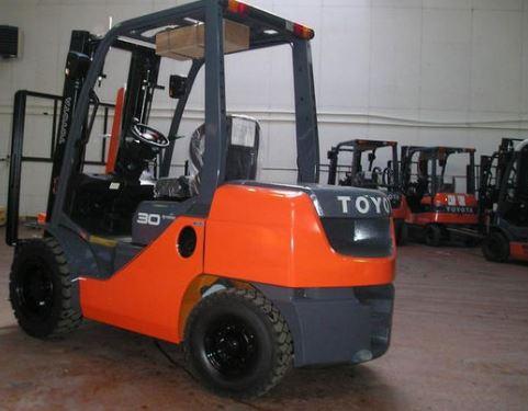 Xe nâng Toyota 62 8FD25 8FD30 0909648178