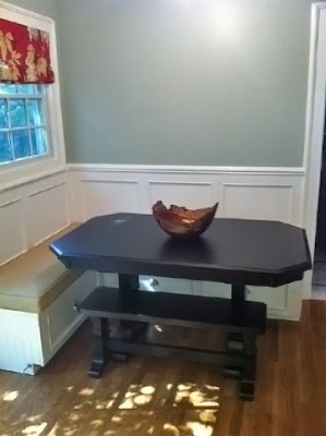 New Jersey Custom Dining Nook Table