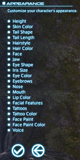 Miqo'te Male Appearance