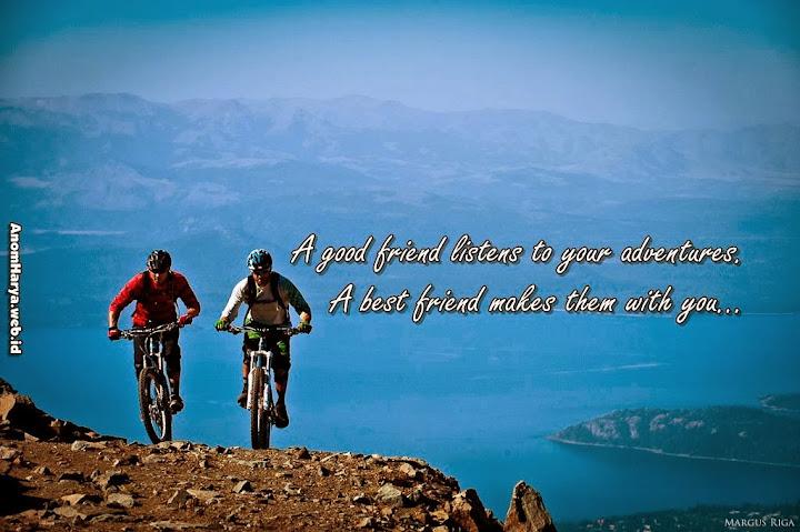 Kata Kata Sepeda Gunung
