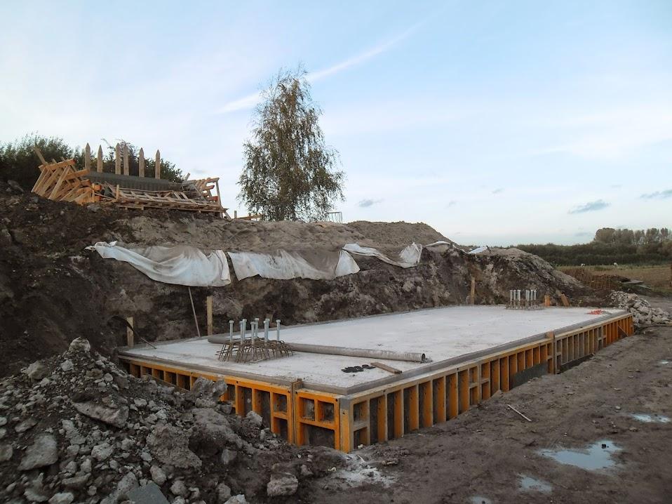 L085 Avelgem - Spiere (Trimaarzate) pour discuter des travaux de renouvellement (L85) Guldensporenpad%2B078