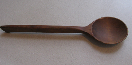 Real Food Fast!: Antique cooking gadgets: wooden spoon