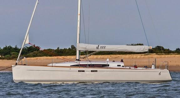 J/122 E offshore racer cruiser edition