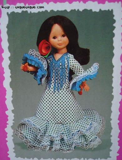 nancy flamenca andaluza faralaes