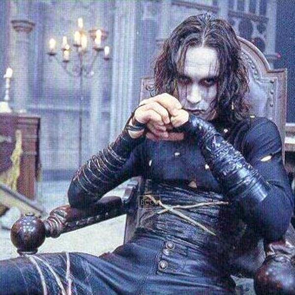 """In one of the most unfortunate incidents, Brandon Lee, son of martial arts film star Bruce Lee, was accidently shot while filming a scene for the film """"The Crow"""". After his death, the movie was completed using a double and was eventually released."""