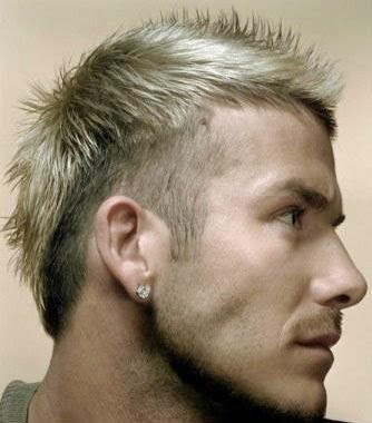 Awesome 20 Beautiful Pictures Of David Beckham Hairstyles Celebrity Hairstyles For Women Draintrainus