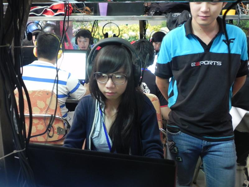 Ngắm biệt đội Rose CF tại vòng loại WCG TP.Hồ Chí Minh - Ảnh 3