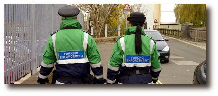 Enforcement officers