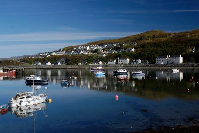 Mallaig Harbor, Scotland