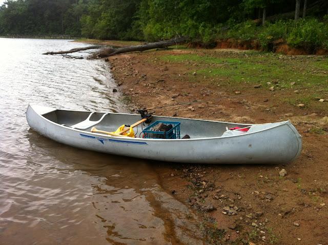 Ode to the lowly Grumman aluminium canoe