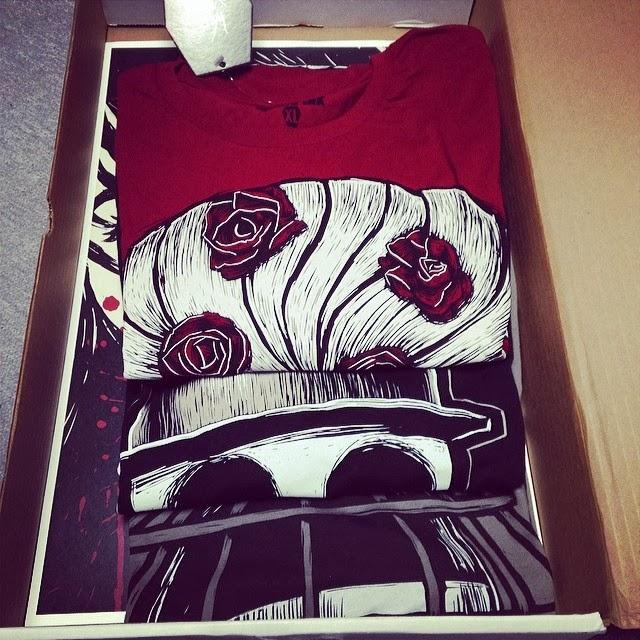 buying tshirts online, akumuink, indie tshirt