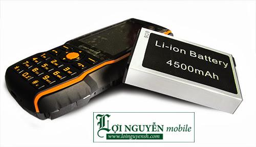 Landrover B36 | Điện thoại cứu hộ tuyệt vời
