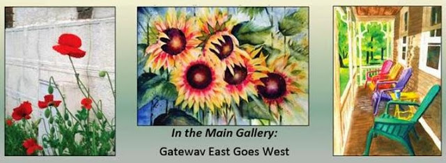 Gateway East Goes West: Exhibition Dates: September 5 - October 16, 2014