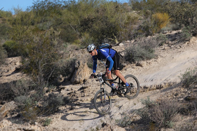 Mountain biking near phoenix