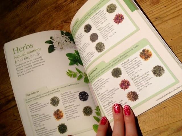 Herbs Aromatherapy