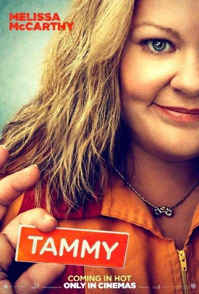 Poster Of English Movie Tammy (2014) Free Download Full New Hollywood Movie Watch Online At Alldownloads4u.Com