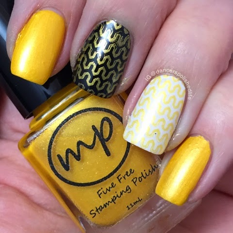yellow-stamping-polish