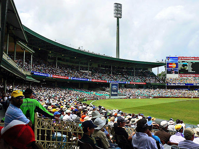 international cricket stadium