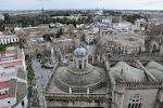 Séville: vue depuis la cathédrale