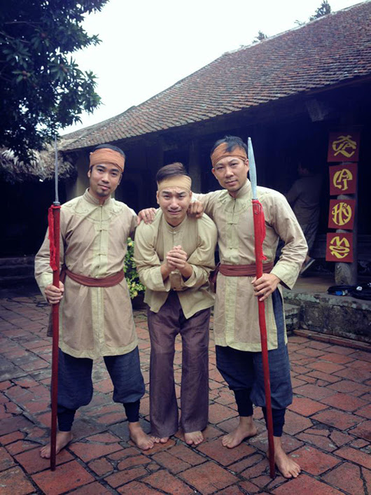 Phim Chôn Nhời - Hài Tết 2014 - Chon Nhoi