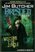 Jim Butcher - Dresden Files Image