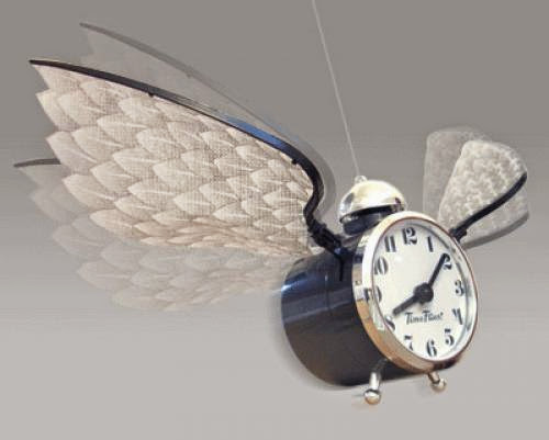 Time Is Speeding Up Everything Is Changing 2012