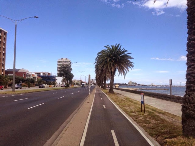 bike road st kilda