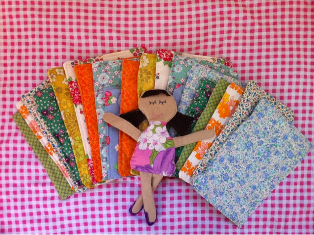 Just For Daisy:: Handmade Princess & The Pea Play Set