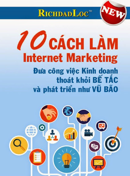 10 cách làm internet marketing