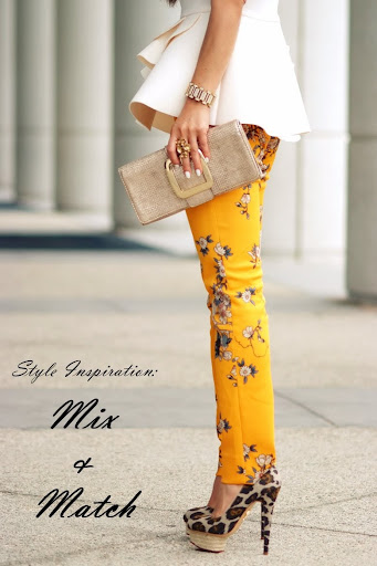 b1d0c058a Style Inspiration: Mix and Match – The Simply Luxurious Life®