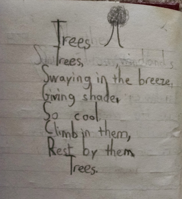 Trees poem