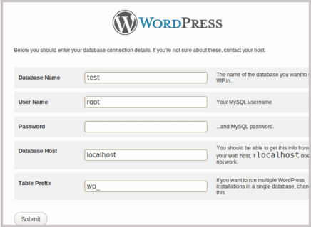 WordPress Installation in Linux
