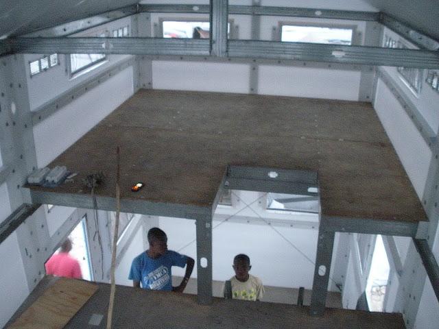 TShel2 Interior